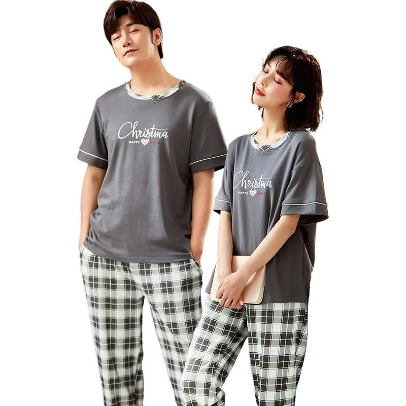 Men/'s Pyjamas Short Set suit T Shirt /& Shorts Loungewear Pants Night Sleepwear