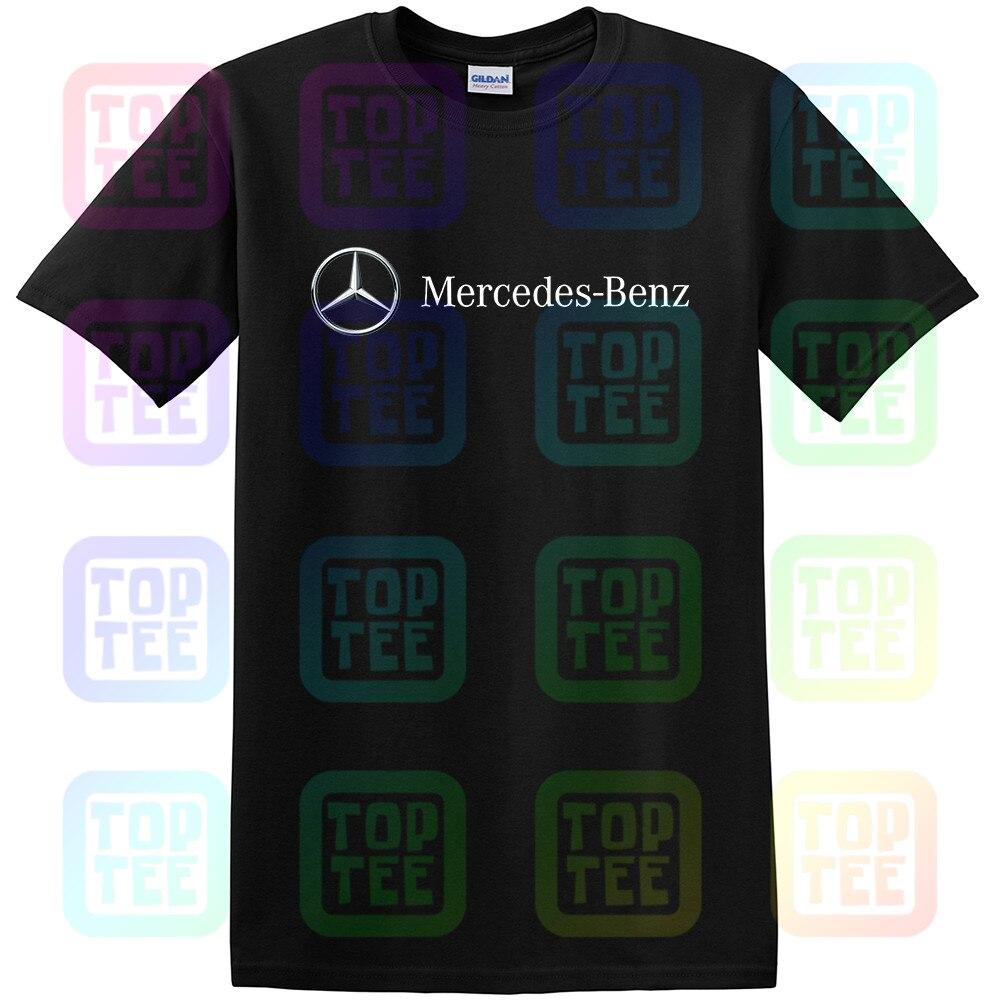 Formula 1 T-shirt F1 RACING T-Shirt Car Enthusiast Merc Badge & Text Unisex Size S-3XL