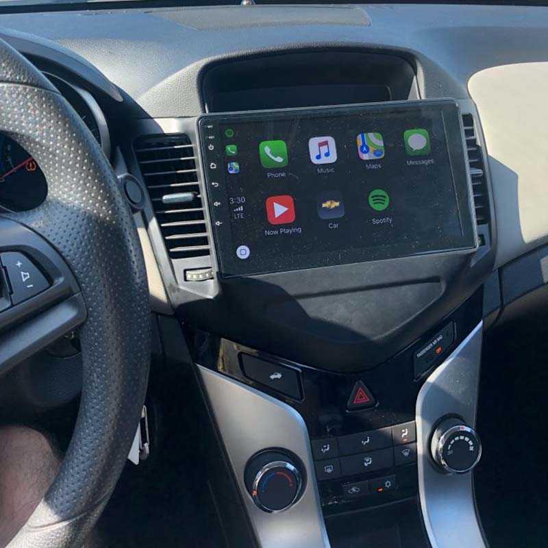 9 дюймов Android 8,1 мультимедийный плеер с gps-навигатором 2Din автомобиль радио Pressscreen головное устройство для 2013 2014 2015 Шевроле Круз