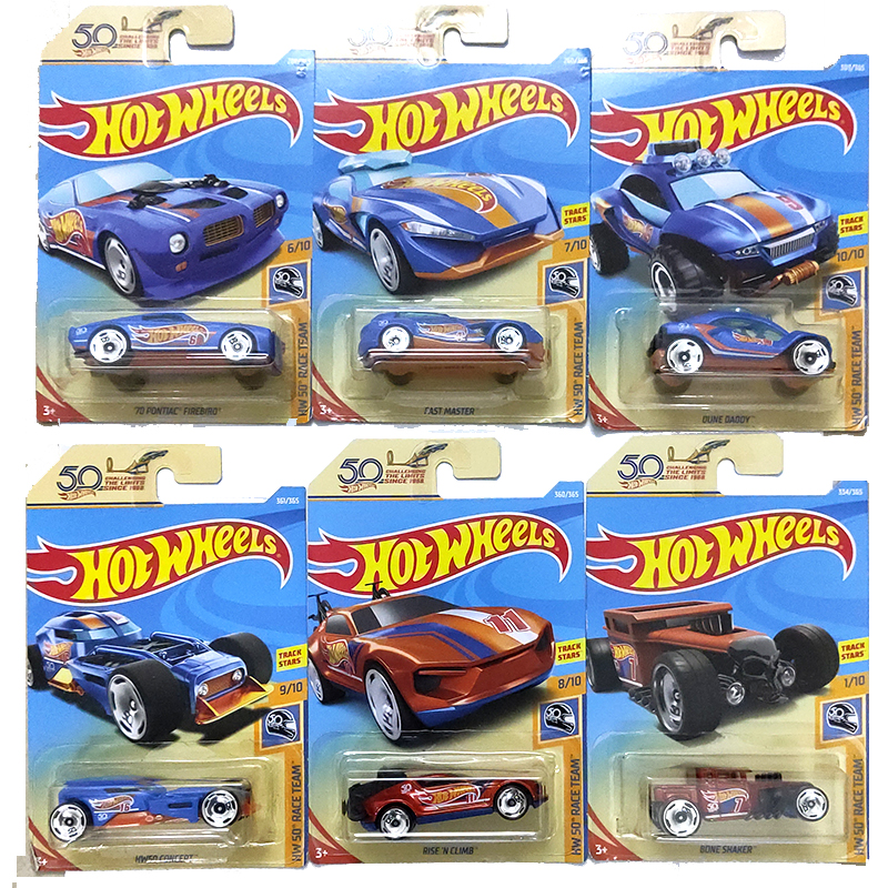 72 Style Original Hot Wheels 2018 1:64 Metal Mini Model Car Kids Toys For Children Diecast Brinquedos Hotwheels Birthday Gift