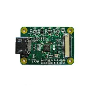 Nueva placa Adaptador convertidor HDMI a CSI-2 Cable FFC de 15 pines para Raspberry Pi