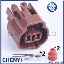 1 set 2 Pin MT-090-2-special2R-F Sumitomo Female Temperature Sensor Plug Automotive Connector Plug For Toyota Mazda 6189-0033