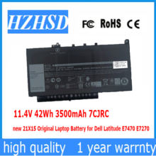 114 v 42wh 3500mah 7cjrc 21x15 Оригинальный аккумулятор для