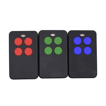 Zamiennik pilota zdalnego sterowania XT2 SLH XT4 SLH sterowanie bramą 868MHz 433MHz garaż polecenia nadajnik brelok otwieracz tanie i dobre opinie CN (pochodzenie) universal gate control 287-868MHz Rolling code Fixed code Universal remote control duplicator Multi-frequency remote control