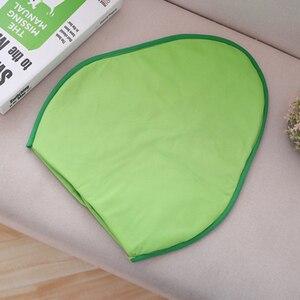 Новое поступление милые авокадо плюшевые забавные головные уборы Косплэй, с принтом мультяшных голов маска зеленый цвет шляпа J71