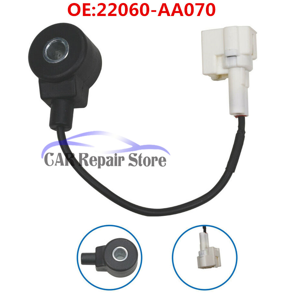 Car Knock Sensor 22060-AA070 For 99-02 <font><b>Subaru</b></font> Forester Impreza Legacy Outback 2.5L <font><b>22060AA070</b></font> 2131828 716668 S8683 AS10092-11B1 image