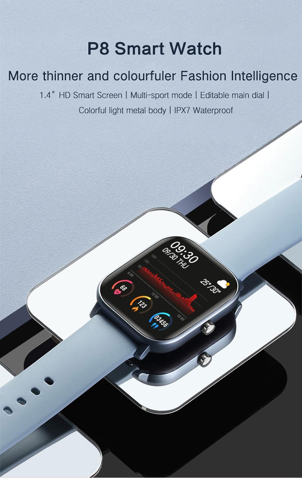 COLMI P8 Smartwatch 1