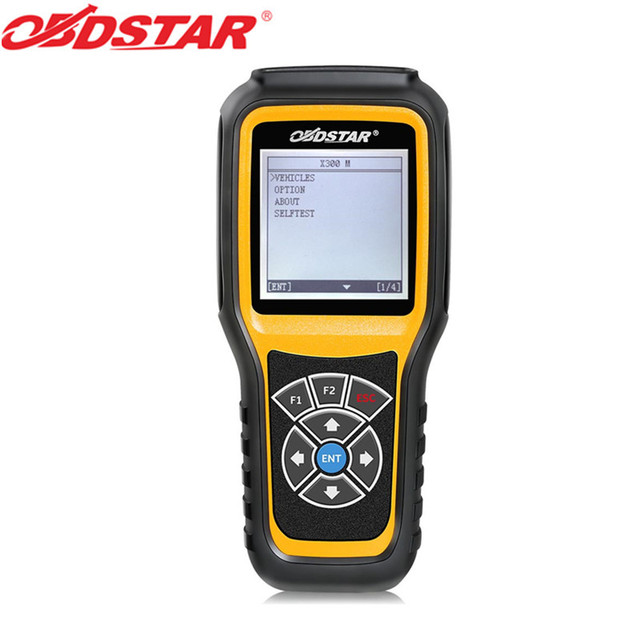 OBDSTAR X300M Special for Odometer Adjustment and OBDII Support For Mercedes Benz & MQB Function