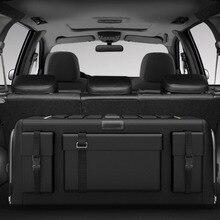 Car Trunk Storage Box Car Storage Box Folding Storage Box Tail Box Items Organizer Large Capacity