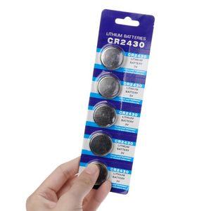 Image 3 - 25PCS Taste Batterie CR2430 3V Elektronische Lithium knopfzelle Batterien DL2430 BR2430 ECR2430 KL2430 EE6229 Uhr Spielzeug Kopfhörer