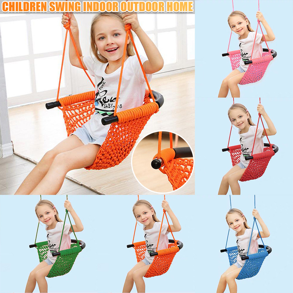 Kids Swing Seat Adjustable Ropes Heavy Duty Rope Play Children Swing Set Toy Swings Aliexpress