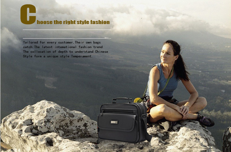 H0134d82c650f4c938feb0dda1ad5dc3eb 2019 New Briefcases Of Sizes Men's Laptop Bag Top Quality Waterproof Men bags Business Package Shoulder Bag masculina briefcase