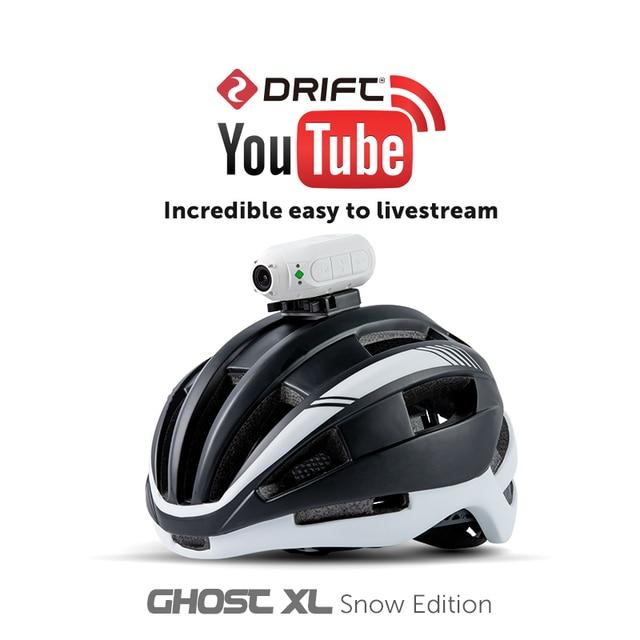 Drift Ghost XL Action Kamera 1080P Wasserdicht 1