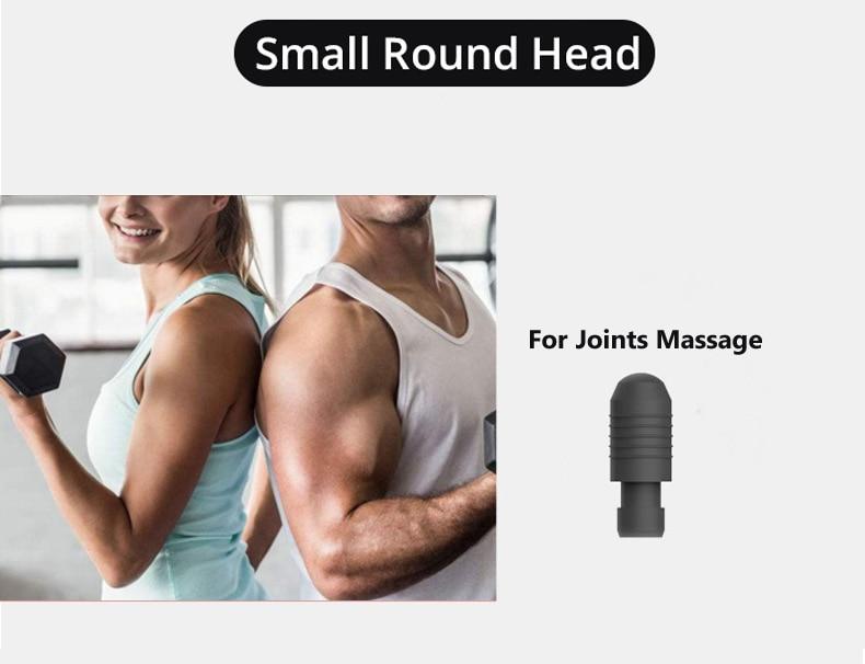 Portable Massage Gun Muscle accessories