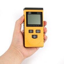 GM3120 ЖК-цифровой детектор электромагнитного излучения измеритель Дозиметр Тестер счетчик для компьютера телефона тв
