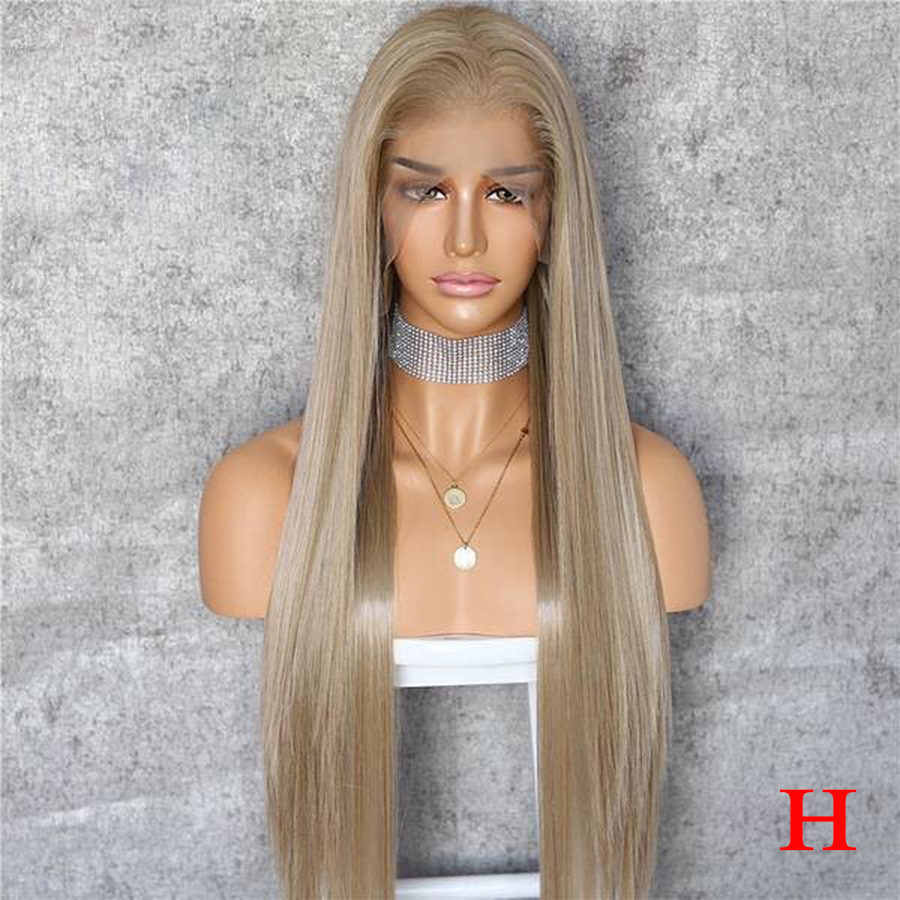 Fake Scalp 13*6 Lace Front Straight Honey Blonde Human Hair Wigs With Baby Hair For Black Women Pre Plucked Brazilian Remy Hair