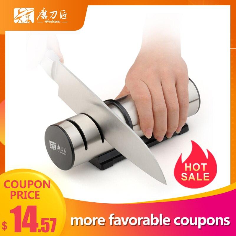 Moedor 1pc diamante & ferramentas de afiador faca cozinha cerâmica profissional máquinas afiar t1202 dor amolador de faca