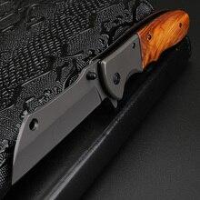 XUAN FENG cuchillo de caza para acampar, cuchillo de supervivencia con herramienta práctica, cuchillo táctico de alta dureza, cuchillo especial