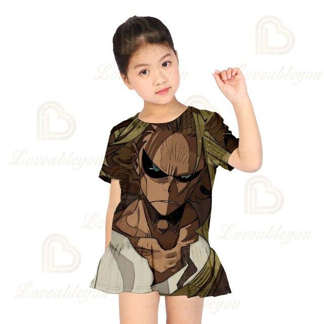 Новое популярное модное милое платье моя геройская Академия