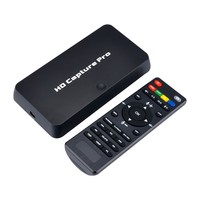 Top EZCAP295 Video USB 2.0 1080P HD Audio Recorder Box Camcorder Computer Console Components For PS4, PS3, Xbox One/360