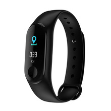 2019 Men and Womens Bracelet Watch New Simple Smart Bluetooth Gauge Heart Rate Sleep Monitoring Multifunctional Care for health