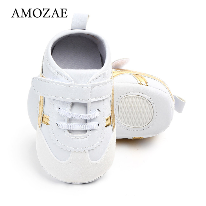 2020 новая детская обувь кроссовки весна/осень детская обувь для новорожденных мягкая подошва противоскользящая повседневная спортивная об...