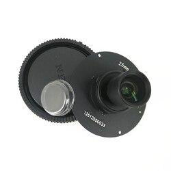 Kaxinda Pro dron UAV z lotu ptaka 25mm f/5.6 obiektyw do Sony E do montażu na A6500 A6400 A6300 A6000 A5100 A5000 NEX7 ukośne zdjęcie w Obiektywy do aparatu od Elektronika użytkowa na
