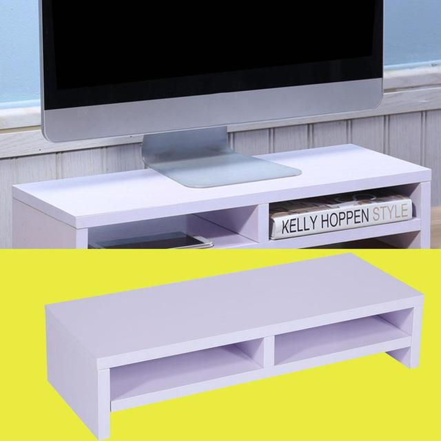 2-Tier Desktop Monitor Stand Shelf  2
