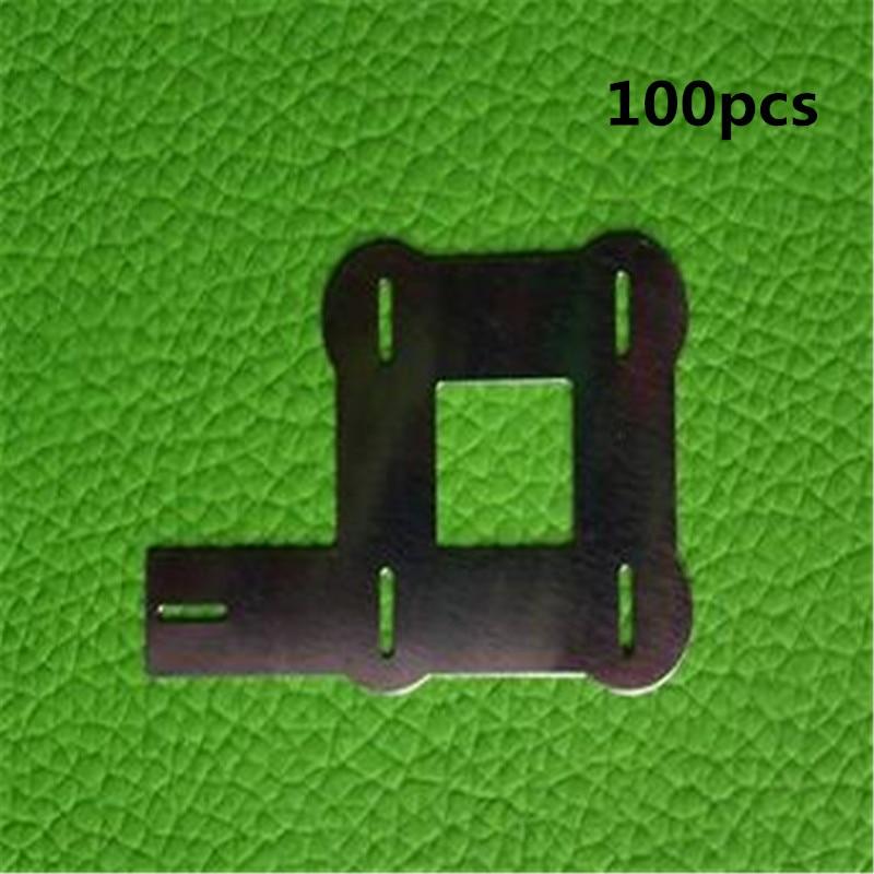 100pcs 18650 Battery Nickel Strip 0.15mm Thickness Nickel Sheets Spot Welding Battery Nickle Plated Nickel Belt Spot Welder