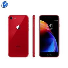 Франция,, Apple iPhone 8, 64 ГБ/256 ГБ, шестиядерный, IOS, 3D Touch ID, LTE телефон, 12,0 МП, 4,7 дюймов, сканер отпечатков пальцев, смартфон, из Испании