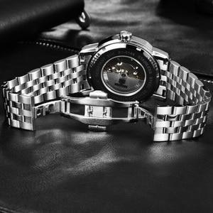 Image 5 - 2019 New BENYAR men automatic mechanical watches men watches Top brand luxury mens watch military wristwatch Relogio Masculino