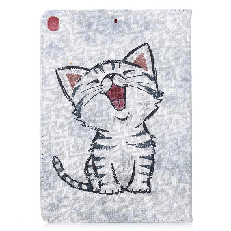 Cat Cover 3 Air Pro Cute 10 Unicorn for Case 2017 5 Apple iPad Magnetic 2019 Tablet For
