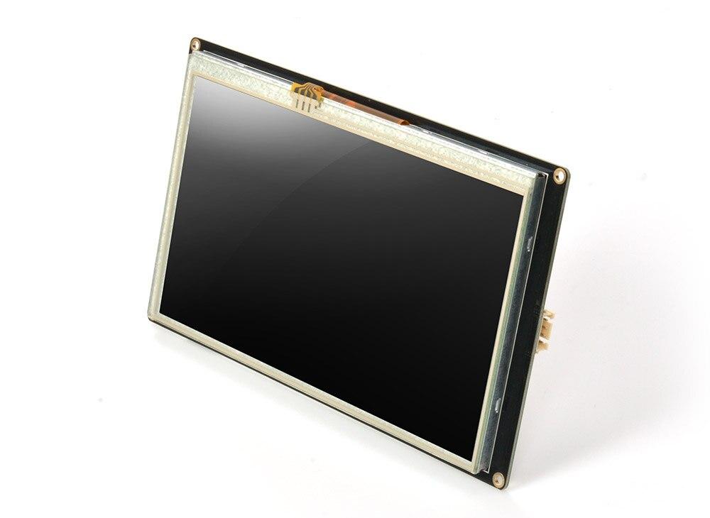 Nextion Enhanced K Series: 7 NX8048K070 резистивный сенсорный экран HMI USART серийный TFT ЖК модуль Дисплей для Arduino RaspBerry Pi - 3
