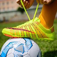 Soccer Shoes for men Kids indoor football Shoes