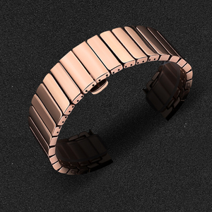 Image 4 - 20 22mm plating ceramic strap For HUAWEI watch GT 2 2E  /HONOR Magic Watch 2 Replacement band For Samsung Galaxy 46 42mm/Gear S3