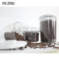 HZPK Electric Manual Handle Food Fresh Coffee Vacuum Containers Food Jars Pump Sealer For Storage Long keeping Free Shipping