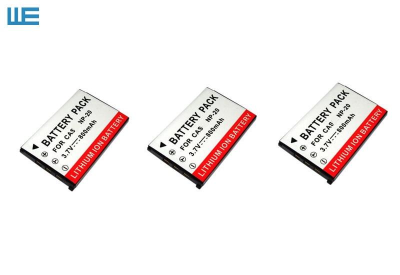 NP-20 CNP-20 CNP 20 CNP20 Батарея для объектива с оптическими зумом Casio Exilim EX-Z3 EX-Z4 EX-Z5 EX-Z6 EX-Z7 EX-Z8 EX-Z11 EX-Z60 EX-Z65 EX-Z70 - Цвет: Синий