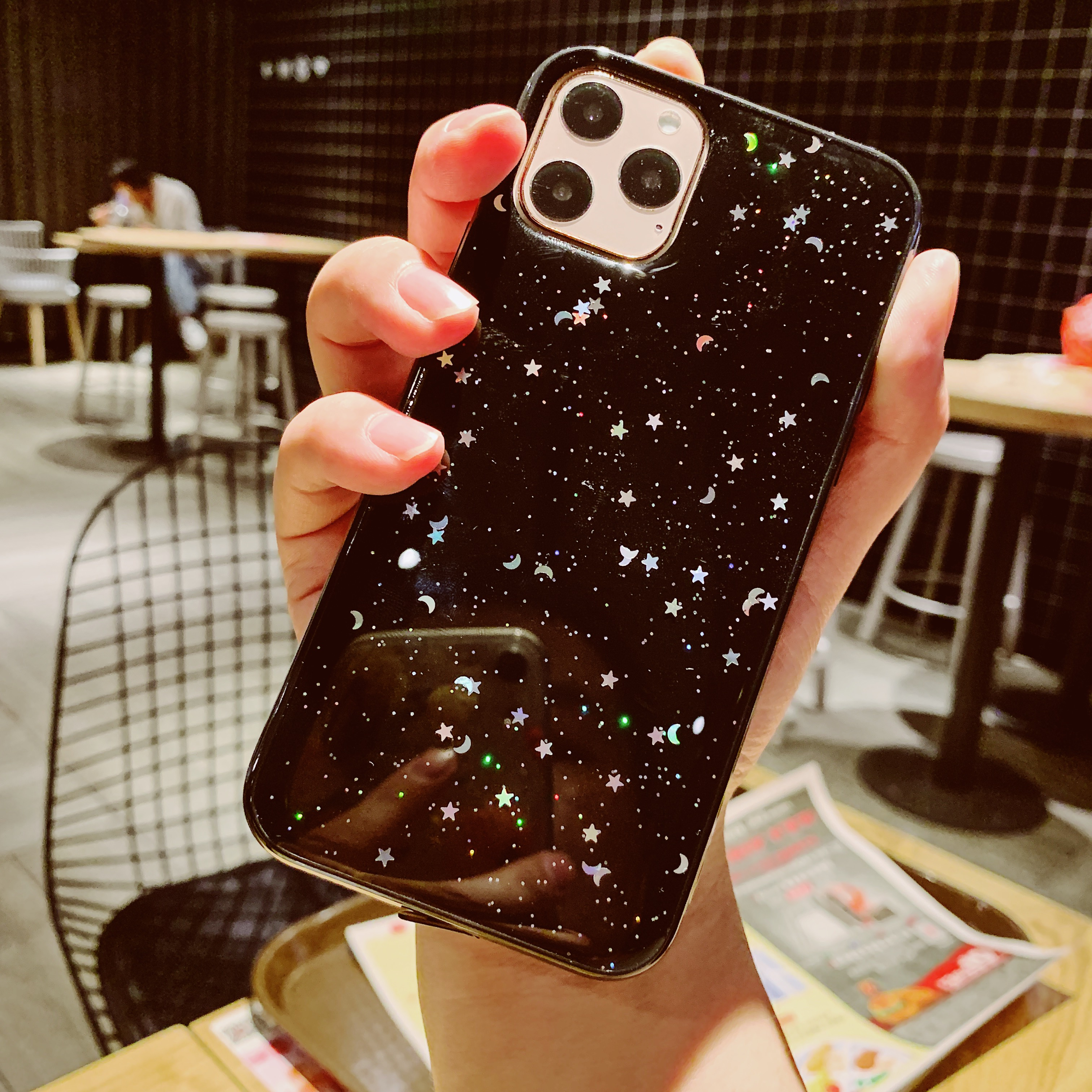 For Apple iPhone 6 6s 7 8 Plus 11 Pro 10 X XS XR Max Bling