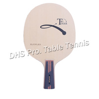 SUNFLEX TRIGGER TNT UD Table Tennis Racket 5 ply wood long handle short handle PingPong blade