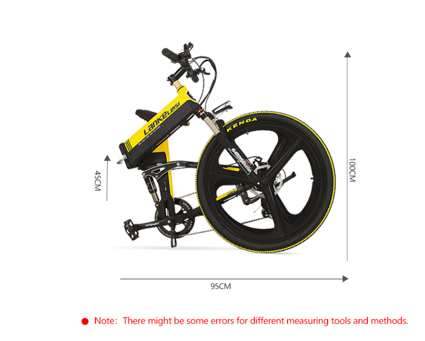 2020 China  LANKELEISI  26 inch bike electric mountain 27 Speeds Hydraulic Suspension Fork 250W 48V 10Ah Lithium Baterry 9