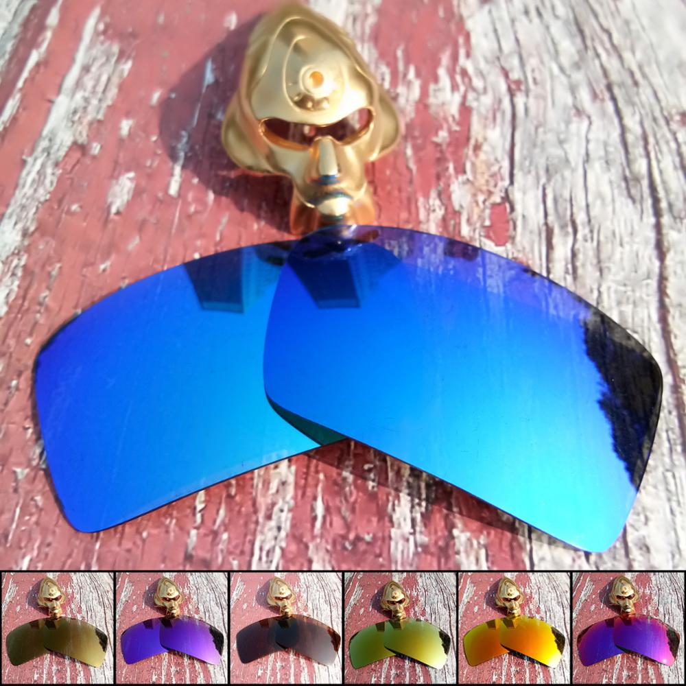 Replacement Lenses For Oakley Gascan Sunglasses By Glintbay-Multi-Color