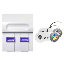 Mini 4K TV Video Game Console Built-in 821 Classic Games 8-Bit Portable Game Player Dual Controller HDMI Output