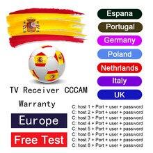 Espanha estável cccam linhas para europa apoio portugal alemanha holanda é compatível com alto-falante tv via satélite