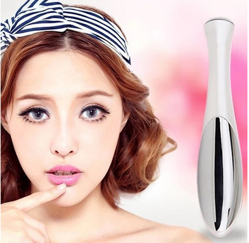 Mini Eye Massager Facial Electric Eye Massager Vibration Thin Face Magic Stick Anti Bag Pouch Wrinkle Skin Beauty Eye Care Tool