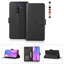 Откидной Чехол-бумажник для Xiaomi Redmi Note 9 8 7 6 5 Pro 9A 9C 8A 7A 6A 5A 4A 4X 5 Plus Pocophone F1, кожаный защитный чехол