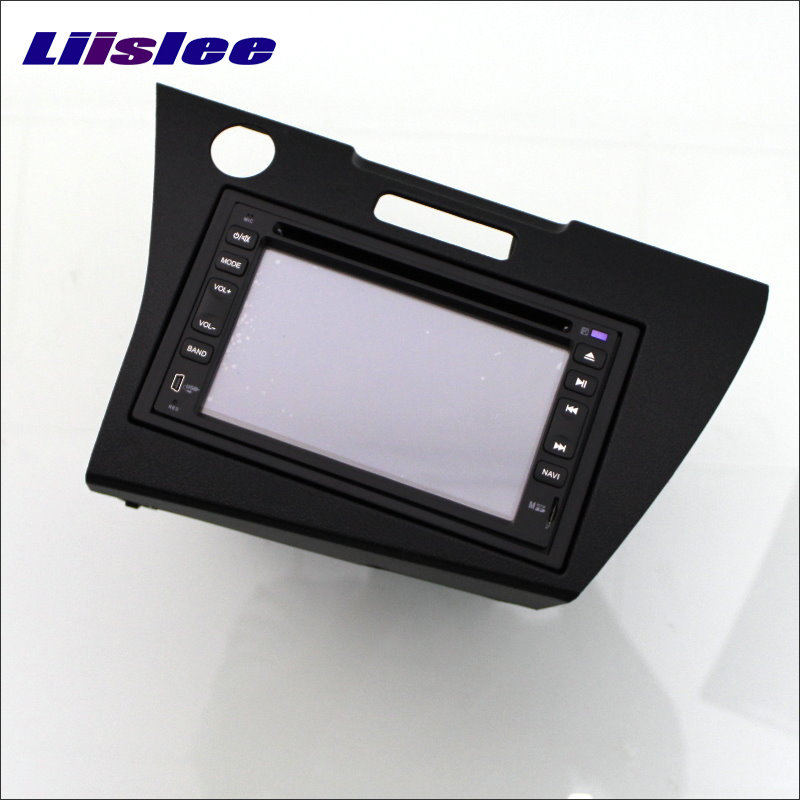 Liislee For <font><b>Honda</b></font> CR-Z <font><b>CRZ</b></font> ( ZF1 ) 2010~2016 Car Radio CD DVD Player <font><b>GPS</b></font> NAV Navi Navigation Audio Stereo Multimedia System image