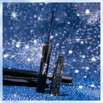 PIAC Mascara Milky Way Star waterproof fiber curl not easy to add a long fine natural fine brush image