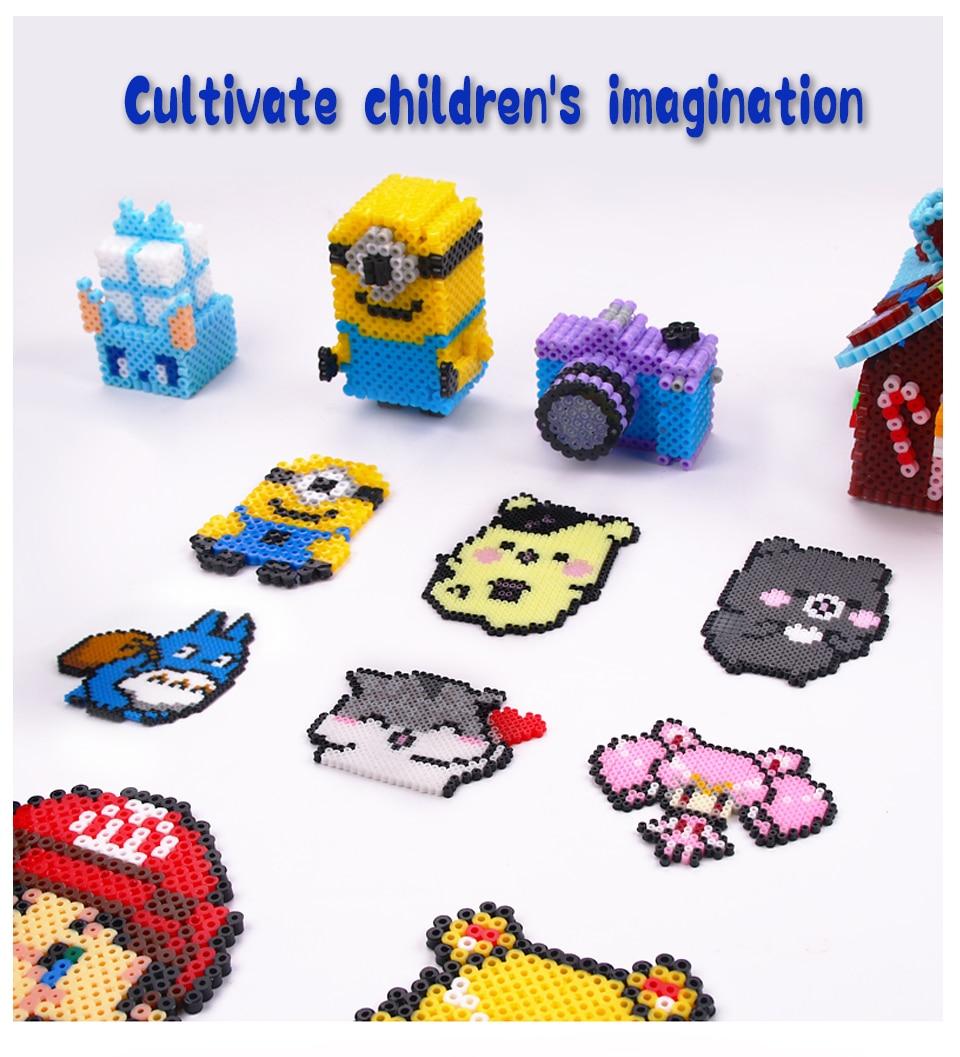 5mm fusível educacional crianças diy brinquedos fusível