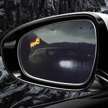 Blind Spot Detection Monitor side rear view mirror for Volkswagen golf6 golf 7 MK 6 BSD Change road Microwave Security System