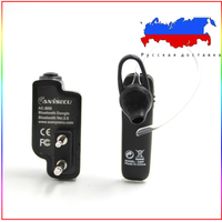 Walkie Talkie AC B09 Hands Free PTT Bluetooth headset for Baofeng UV 5R UV 82 Walkie Talkie with TYT WOUXUN Two Way Radio